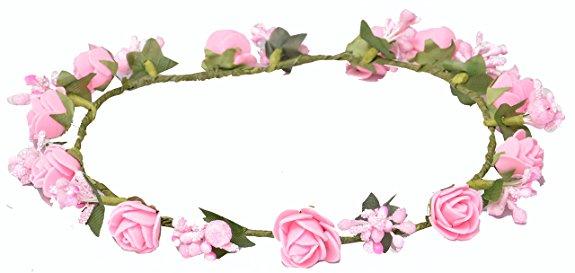 Headband clipart pink /Crown/Headband Collection Gift Flora Online