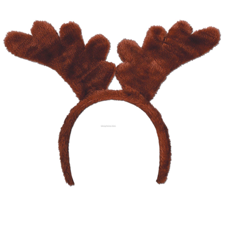 Headband clipart reindeer antler Reindeer Clipart Antlers images Antlers