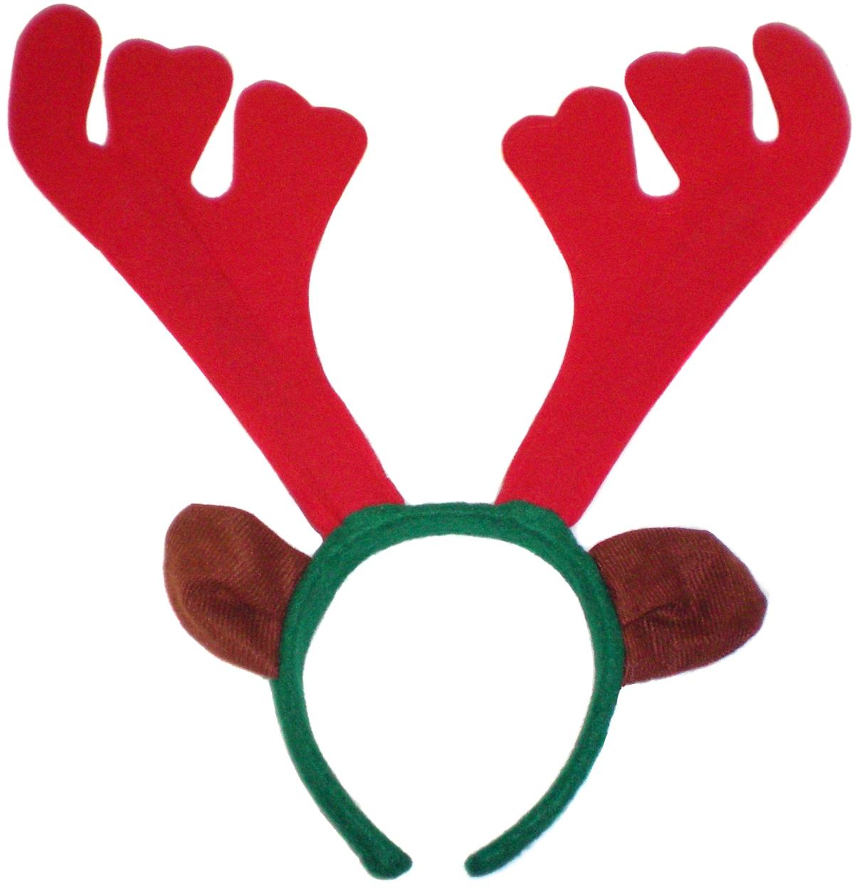Headband clipart reindeer antler The  Pabich: by random