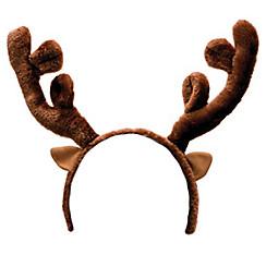 Headband clipart reindeer antler Reindeer Headbands & Party Christmas