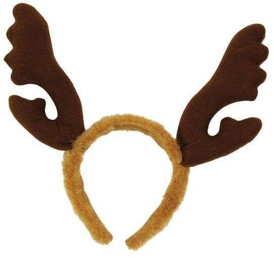 Headband clipart reindeer antler Clipart Headband Antlers Clipart Reindeer