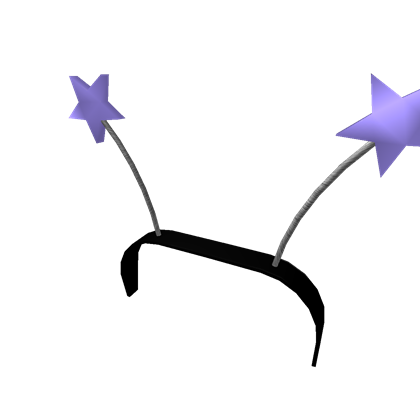 Headband clipart transparent Headband ROBLOX Star Purple Headband