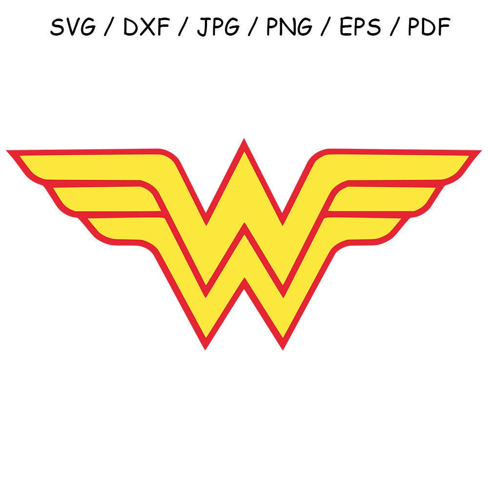 Headband clipart wonder woman Logo Vector File Wonder woman