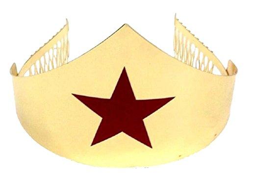 Headband clipart wonder woman Com: Wonder Tiara Crown: Clothing