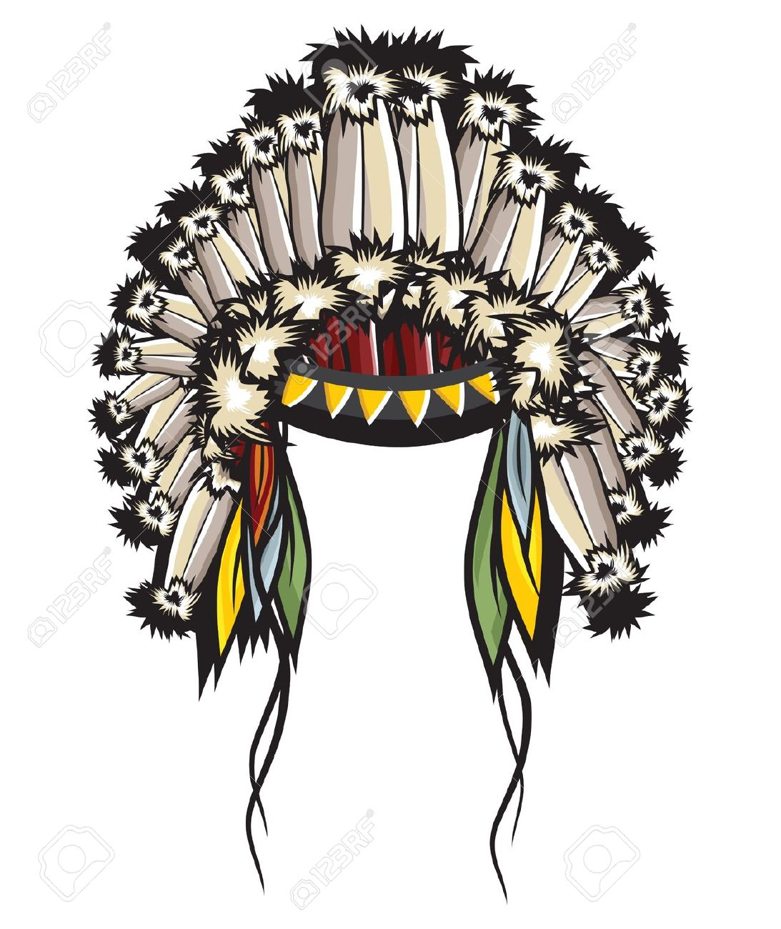 Headdress clipart aztec Buscar Diseño  con personajes