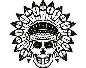 Headdress clipart aztec #9 Aztec Aztec Native Logo