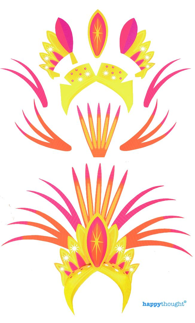 Carnival clipart headdress Costumes ideas Best 25+ Rio