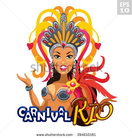 Carnival clipart headdress Carnival carnival headdress headdress vector