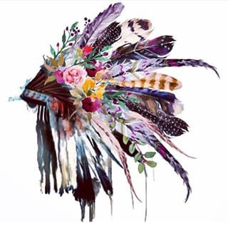 Headdress clipart cherokee indian More Best tattoo headdress on