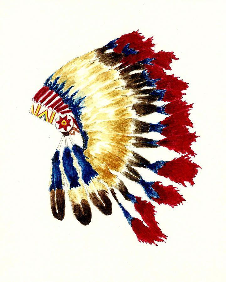 Headdress clipart cherokee indian About Native Pinterest on best