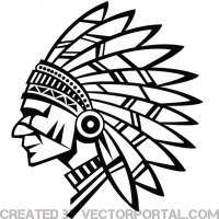 Headdress clipart chief Images Indian Indian Clipart com