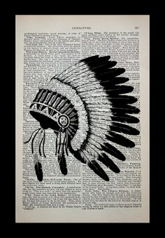 Headdress clipart choctaw chief Art clip Headdress indian Work