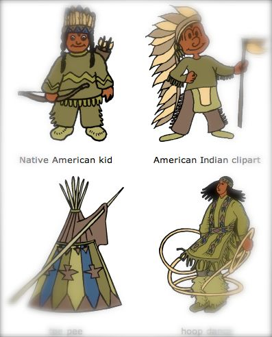 Headdress clipart first nation person Typical Not Art Indian –