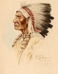 Headdress clipart first nations Feather Headdress Chief art headdress
