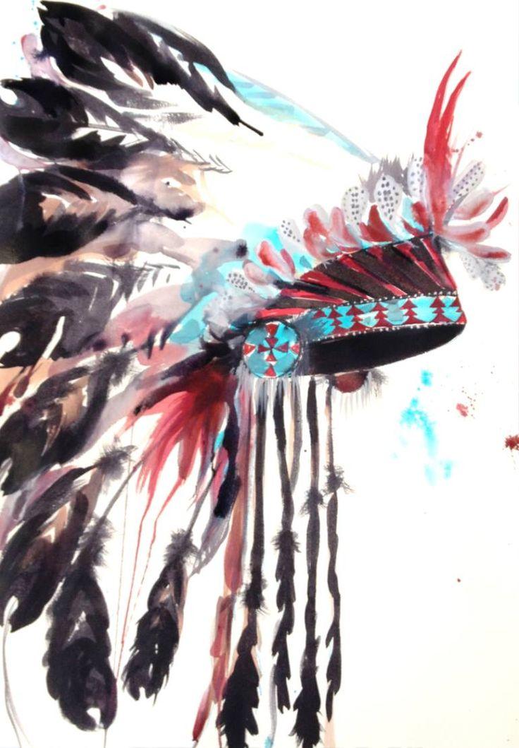 Headdress clipart first nations Ideas Best american Pinterest #1