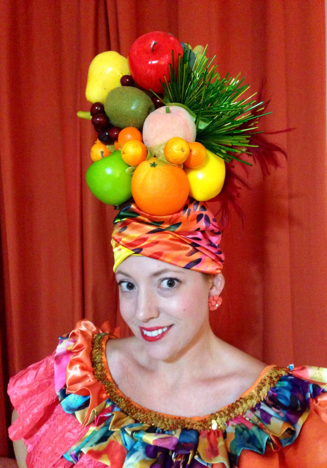 Headdress clipart fruit Carmen  Hat Tutti Miranda