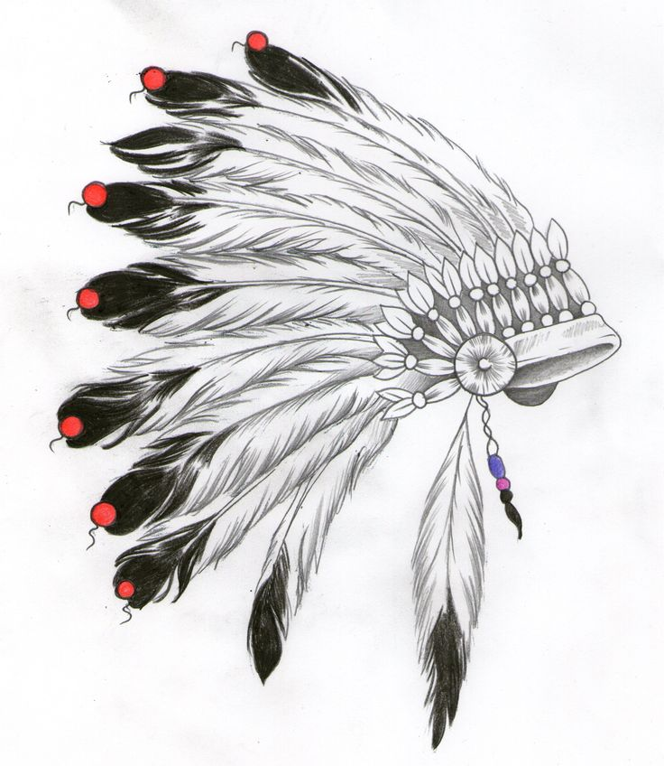 Headdress clipart indian hat Design Pictures and photo Headdress