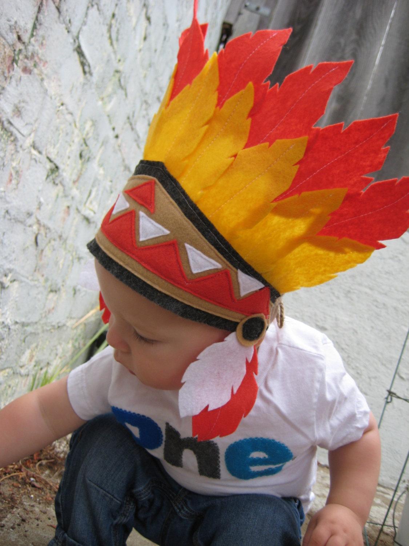 Headdress clipart indian headband Headband headdress Chief Dress Up
