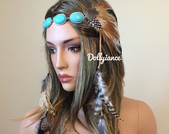 Headdress clipart indian headband Indian Indian Feather Crown Feather