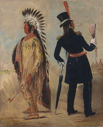 Headdress clipart indian removal act Jackson Removal Act Speech Jackson