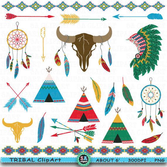Headdress clipart tribal TRIBAL