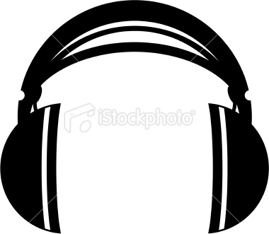 Headphone clipart emoticon Headphone Panda Clipart Clip Art