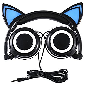 Headphone clipart audible Cat LED Over Gaming Light