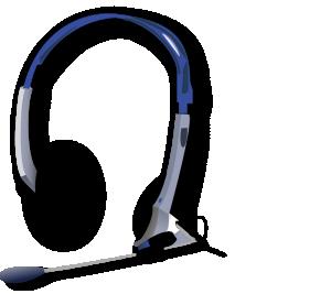 Headphone clipart computer headphone Download Art Tech Clip Computer