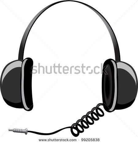 Headphone clipart cord clip art Images Clipart Clip Art Free
