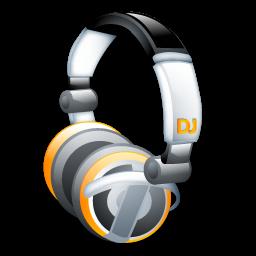 Headphone clipart dj logo DJ PNG PNG IconBug Icon