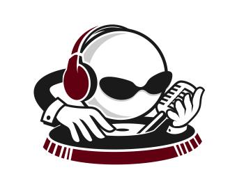 Headphone clipart dj logo #26 Design DJ design masjacky