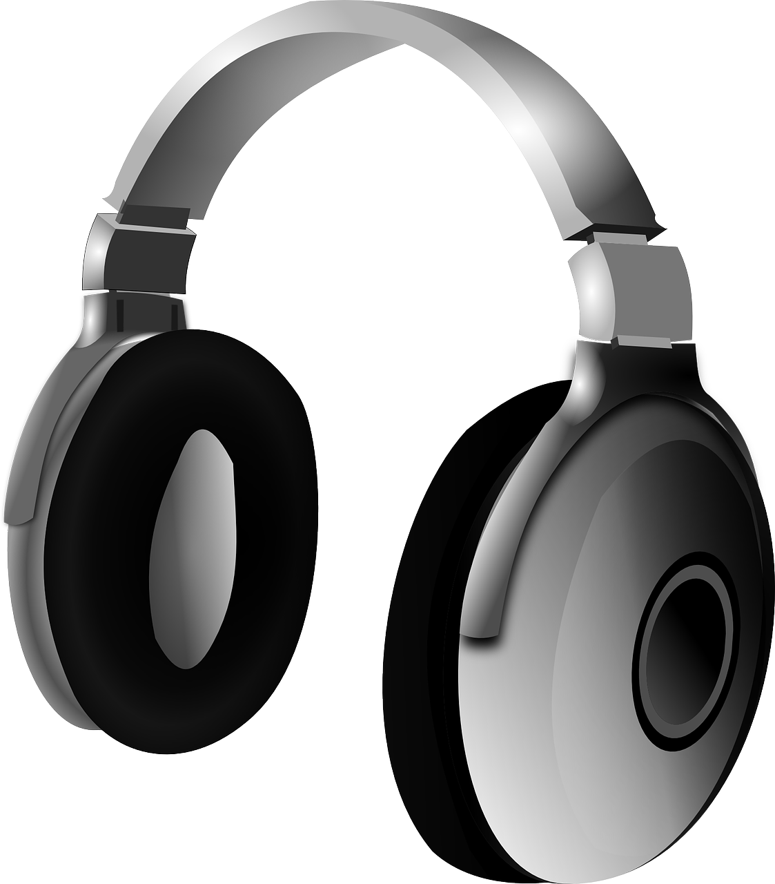 Headphone clipart earphone Art Clip & to Domain