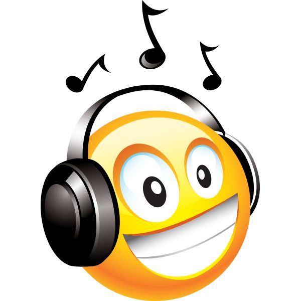 Headphone clipart emoticon Music Pinterest emoticon 25+ Grooving