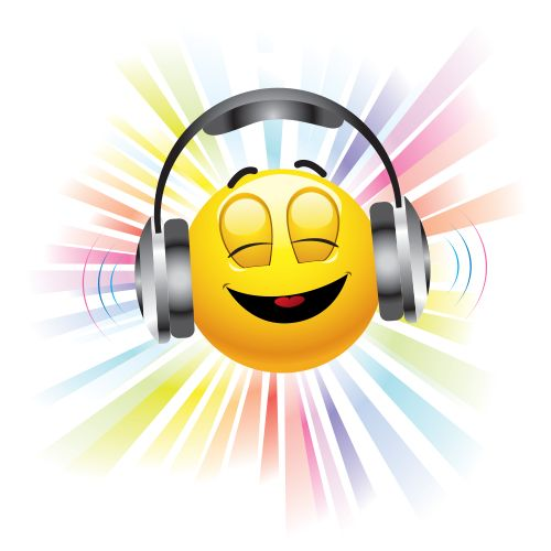 Headphone clipart emoticon 25+ on Music Best Chillax