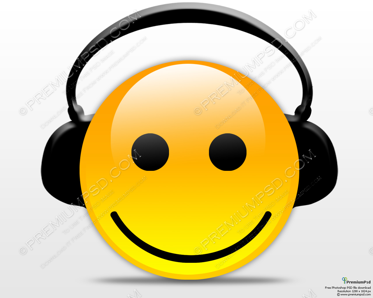 Headphone clipart happy face Things your The get When