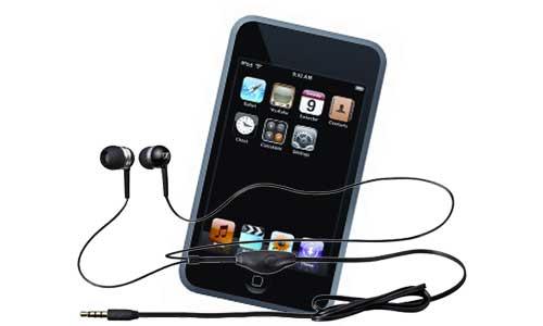 Headphone clipart ipod headphone Tattoo: for ipod Sennheiser with