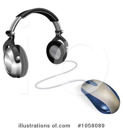 Headphone clipart ipod touch Headphones and Clip Ipod Headphones