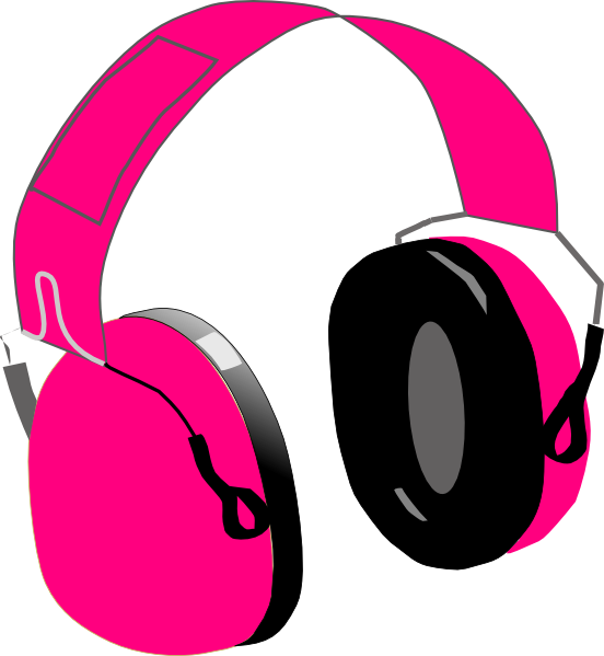 Headphone clipart large Art at PNG: small
