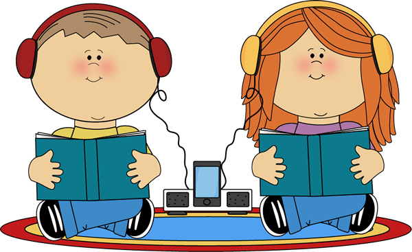 Headphone clipart listening comprehension Zone Kids Cliparts Cliparts On