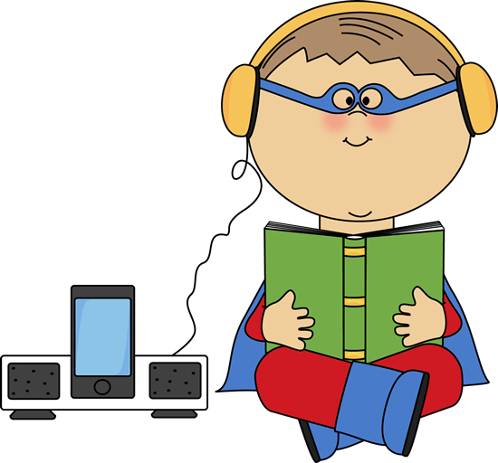 Headphone clipart listening comprehension Listening Zone Center Clipart Listening