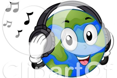Headphone clipart listening skill Clip Listening Headphones Listening Art