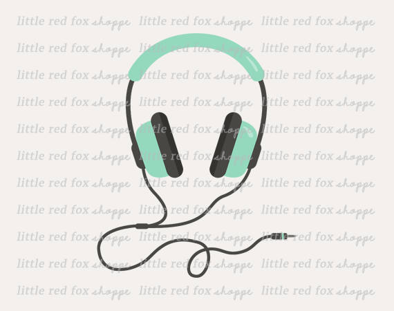 Headphone clipart mp3 player Fitness Clipart Player  Media