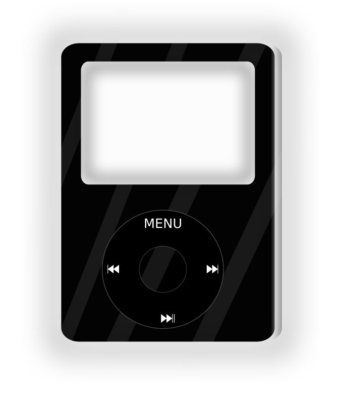 Headphone clipart mp3 player (PNG) Player Clipart Music IMAGE