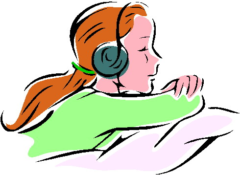 Headphone clipart music listening – Clipart Download Clip to