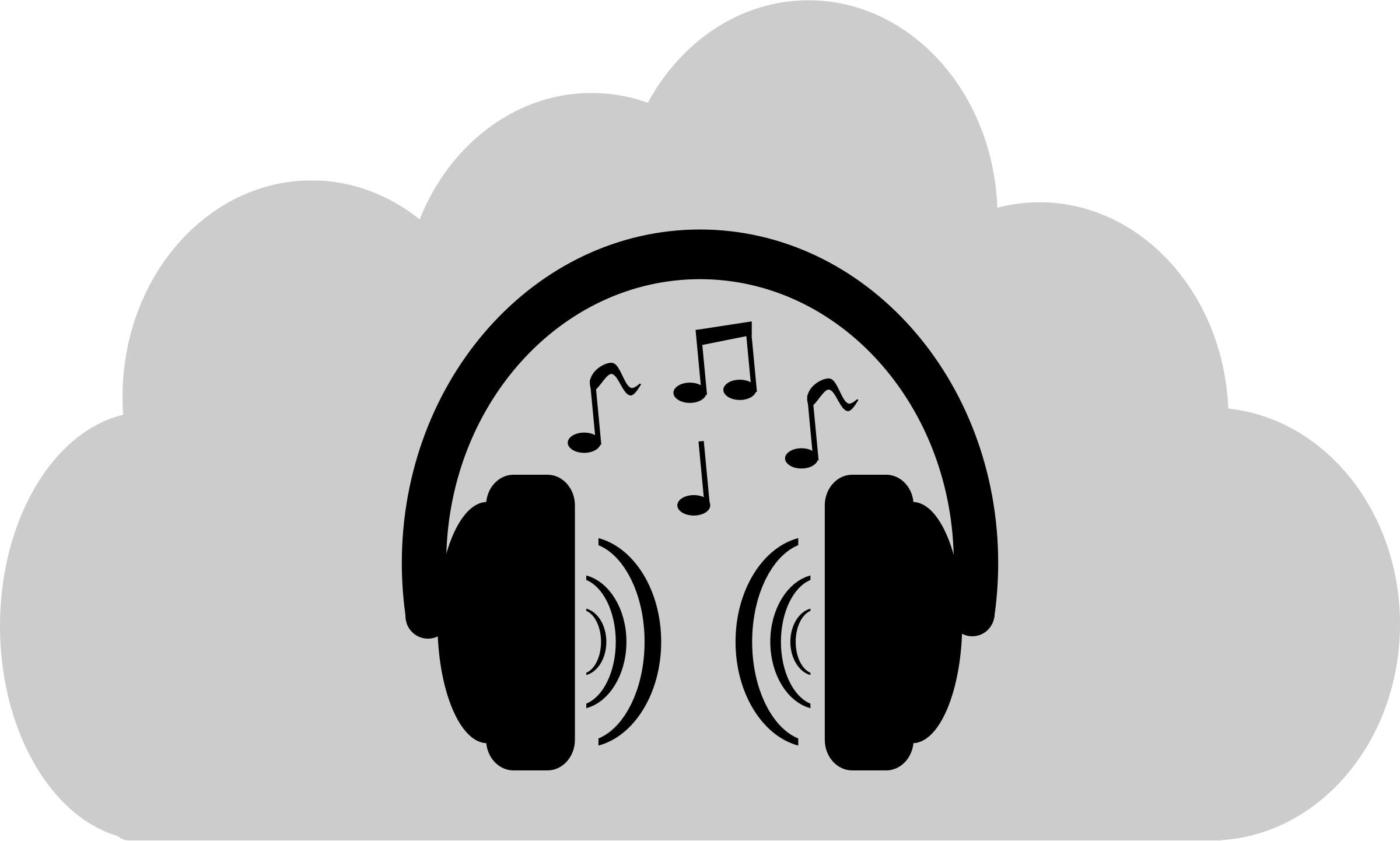 Headphone clipart music note 3 Clipart (PNG) IMAGE BIG