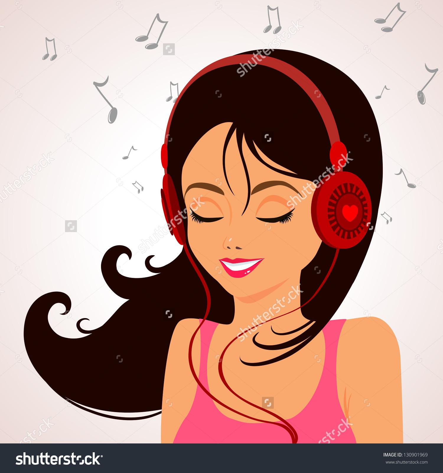 Headphone clipart orange To Clip Music Download Headphones