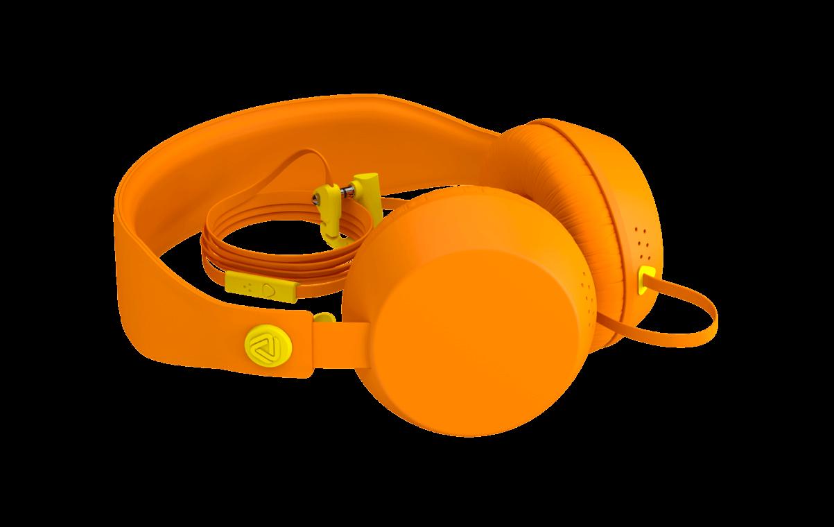 Headphone clipart orange Coloud Orange BOOM Transition Headphones