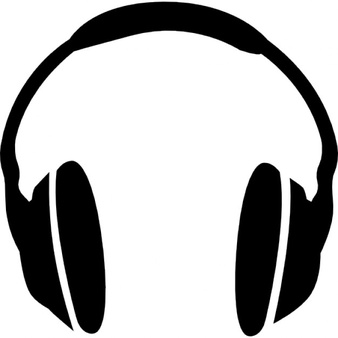 Headphone clipart output device Download Headphones #17 svg Headphones