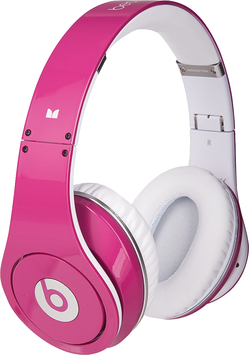 Headphone clipart pink headphone Download image images Headphones PNG
