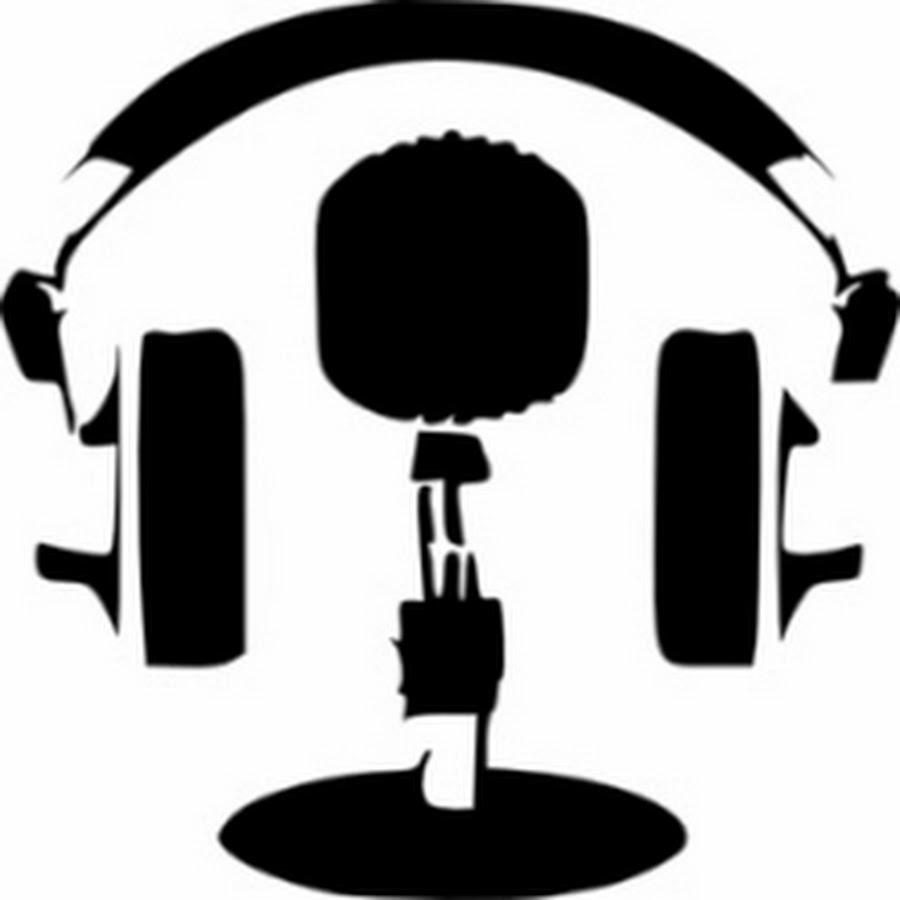 Headphone clipart podcast Art – Art Clip Download